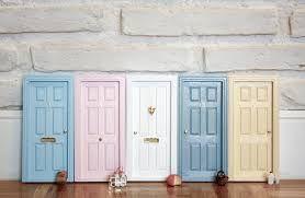 Resultado de imagen de hacer puerta ratoncito perez
