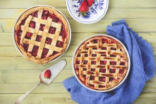 Photo of La ricetta perfetta: più strawberry pie che crostata di fragole