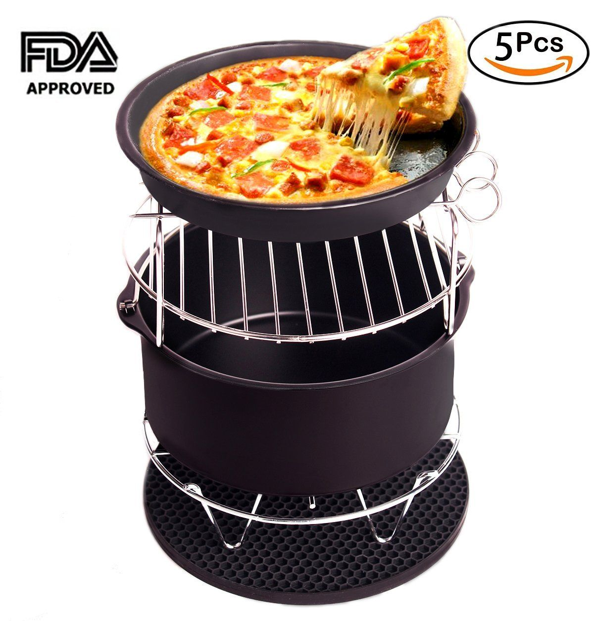 Air Fryer Accessories Deep Fryer for Gowise