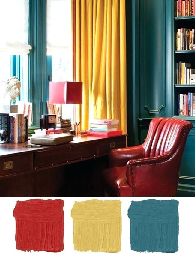 mustard yellow home decor trend of mustard yellow curtains and top ...