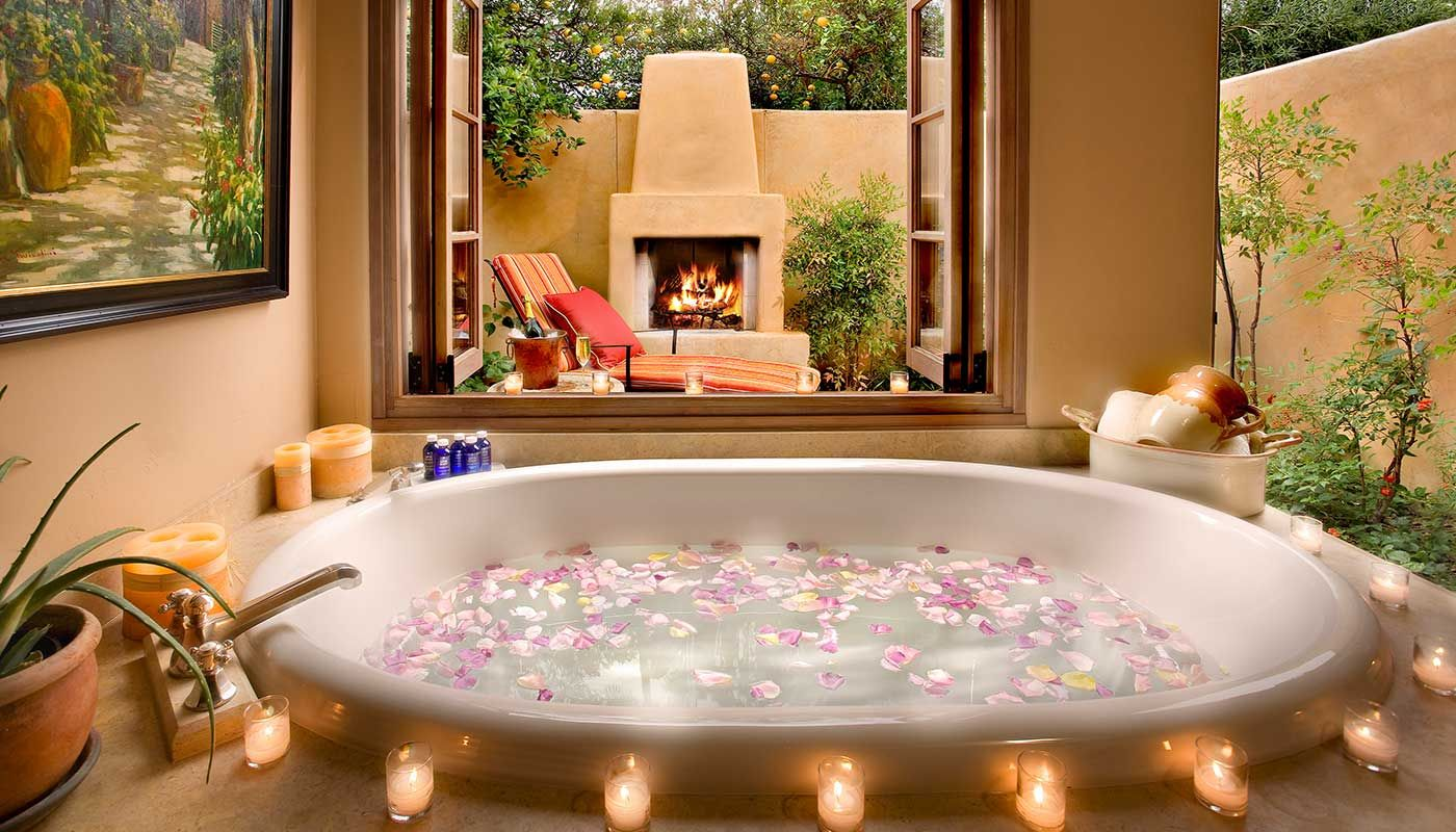 51 Ultimate Romantic Bathroom Design | Bath tubs, Tubs and Bath