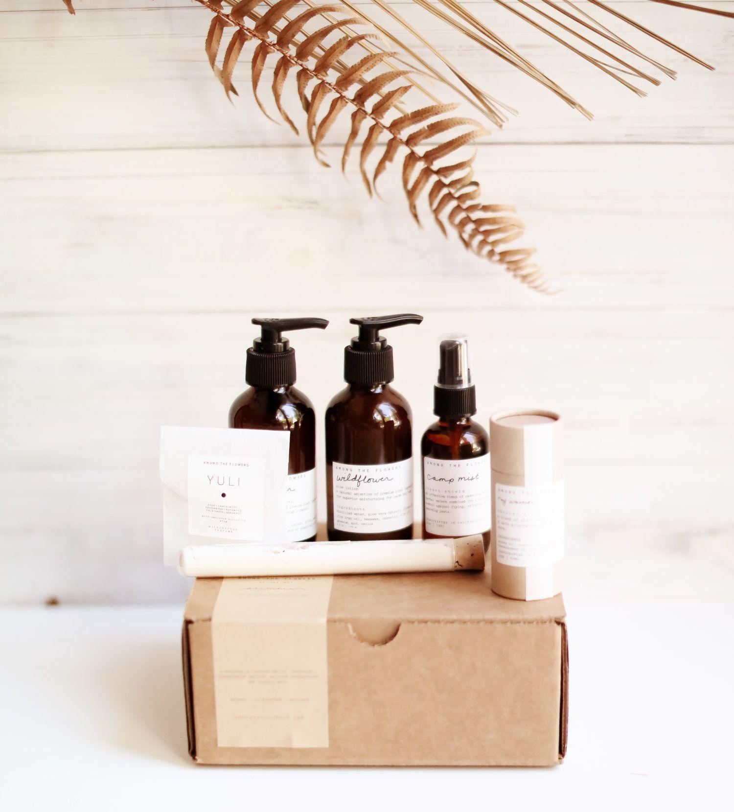 Skincare Subscription Box — AMONG THE FLOWERS Skincare
