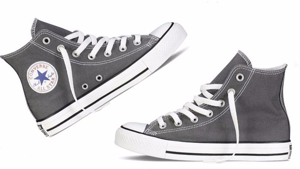 05b09d340742 Converse MEN S CHUCK TAYLOR ALL STAR Charcoal Grey Canvas 1J793  converse   1J793