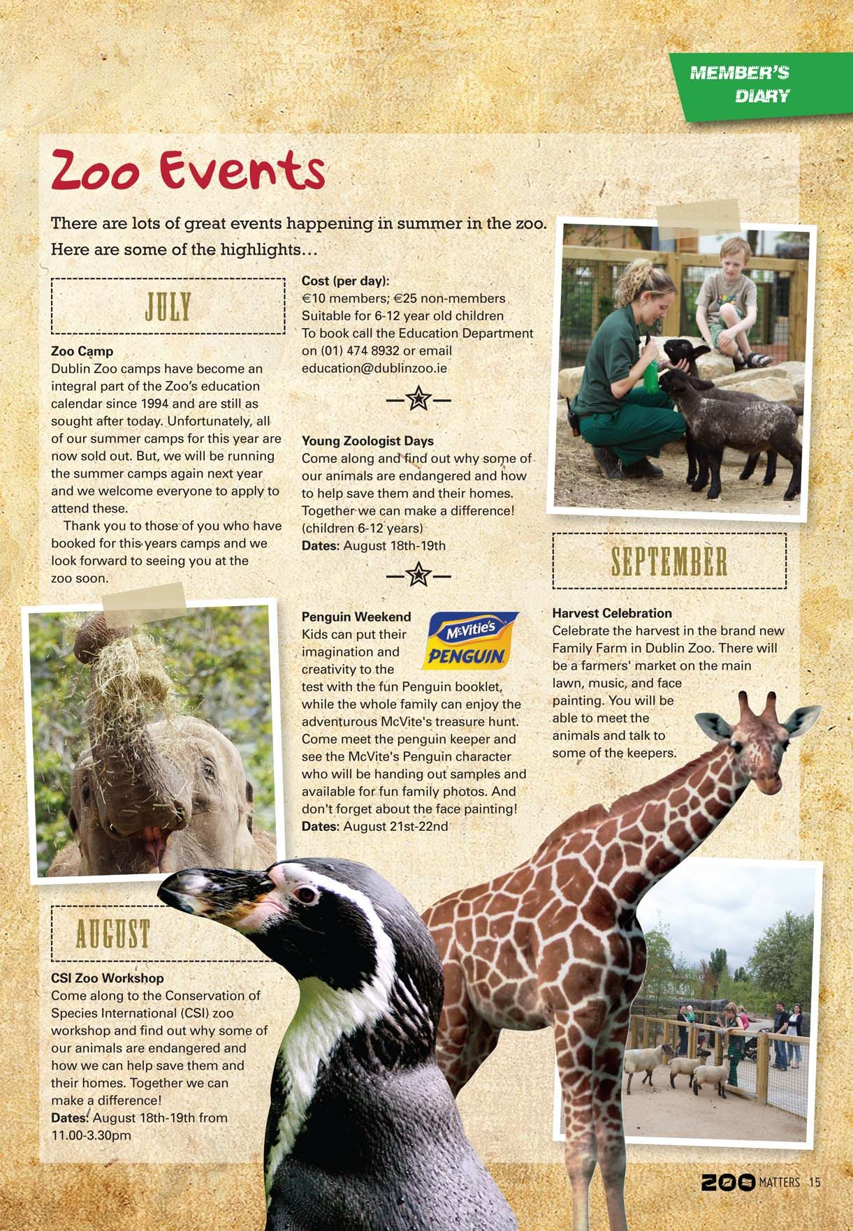 Pin By Laura Horn On Z O O I N S P I R A T I O N Zoo Activities In The Zoo Dublin Zoo