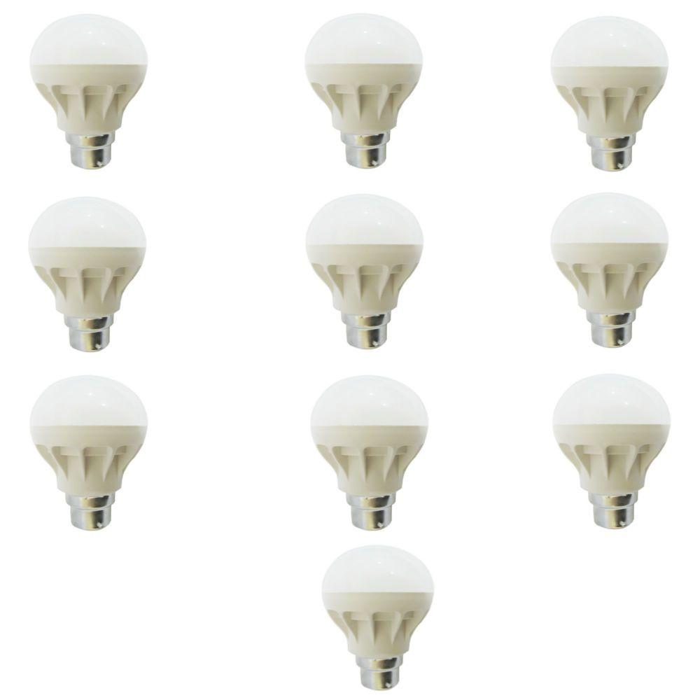 Bright White Led Bulb Milky White For Normal Bulb Holder Type B22 Acrylic Body It S Time To Decorate Your Balcony Study Living Led Bulb Bulb Bright White Led Bright light bulbs for living room