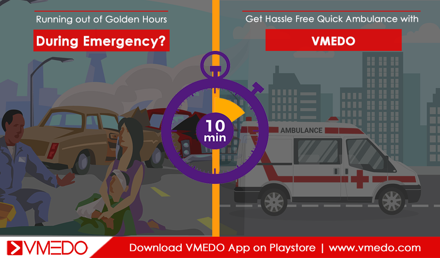 Are you waiting for an ambulance? Need not to worry, Now