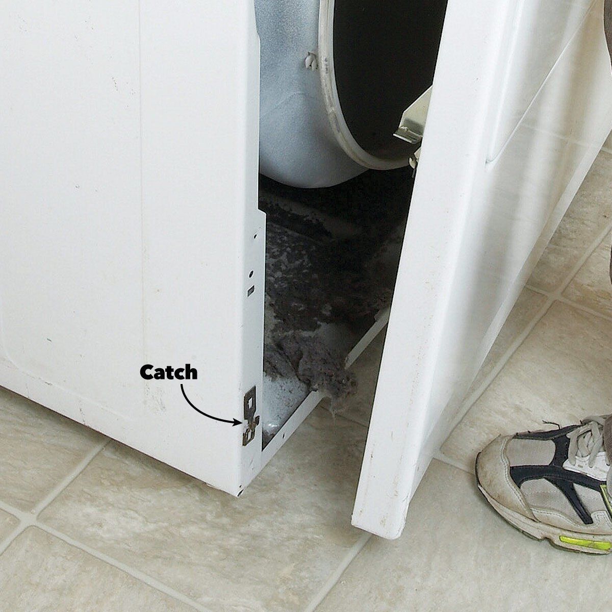Dryer Lint Cleaning Tips Dryer lint cleaning, Cleaning