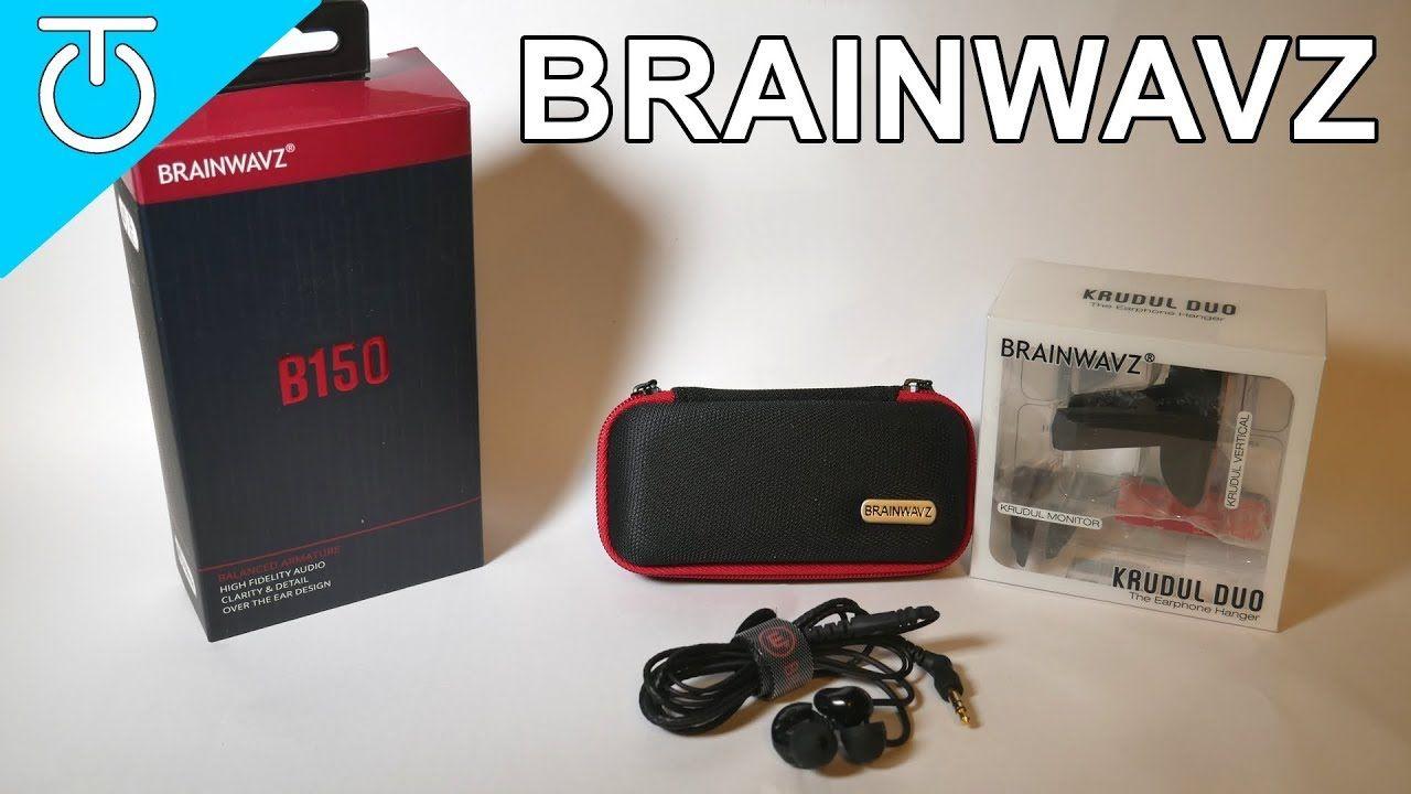 Brainwavz b150 earphone review krudul duo earphone