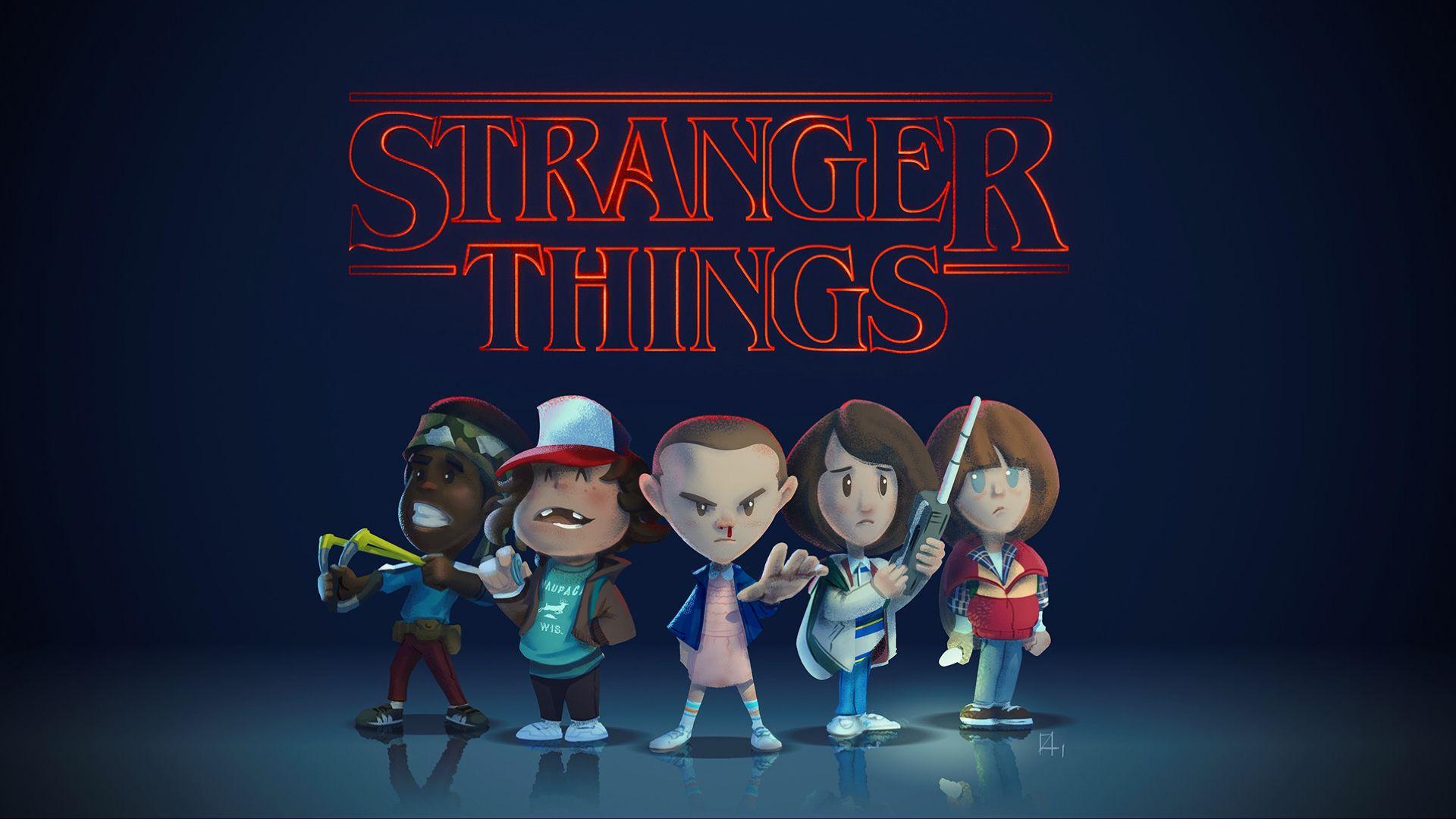 Image Result For Stranger Things Wallpaper Backgrounds Stranger