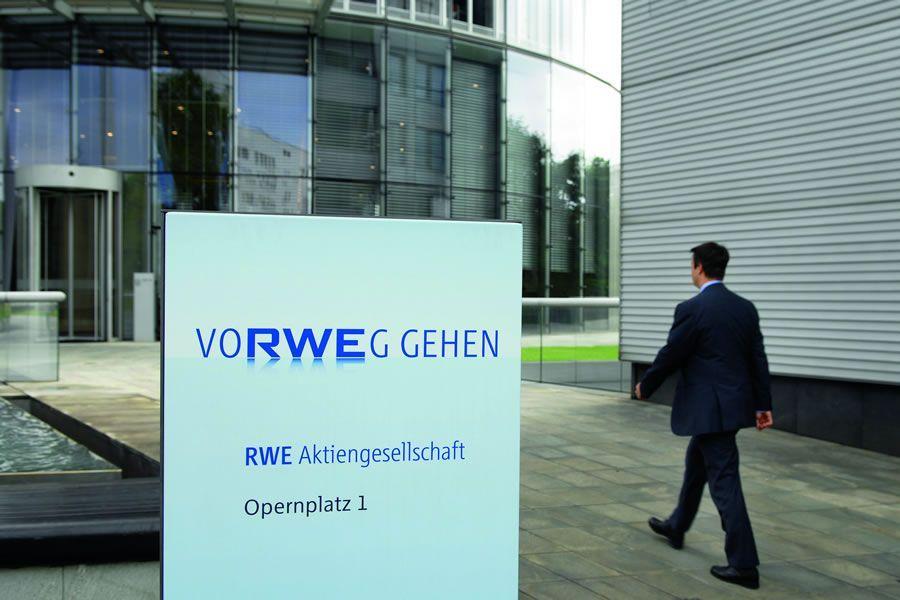RWE-Vorstand warnt kommunale Aktionäre vor Querschüssen