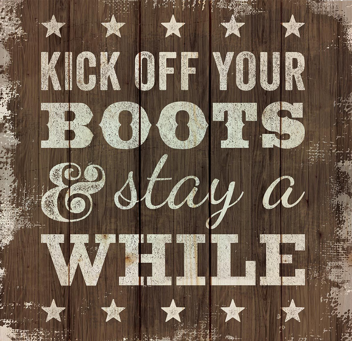 Kick off your boots wall art ideas for the rv park pinterest