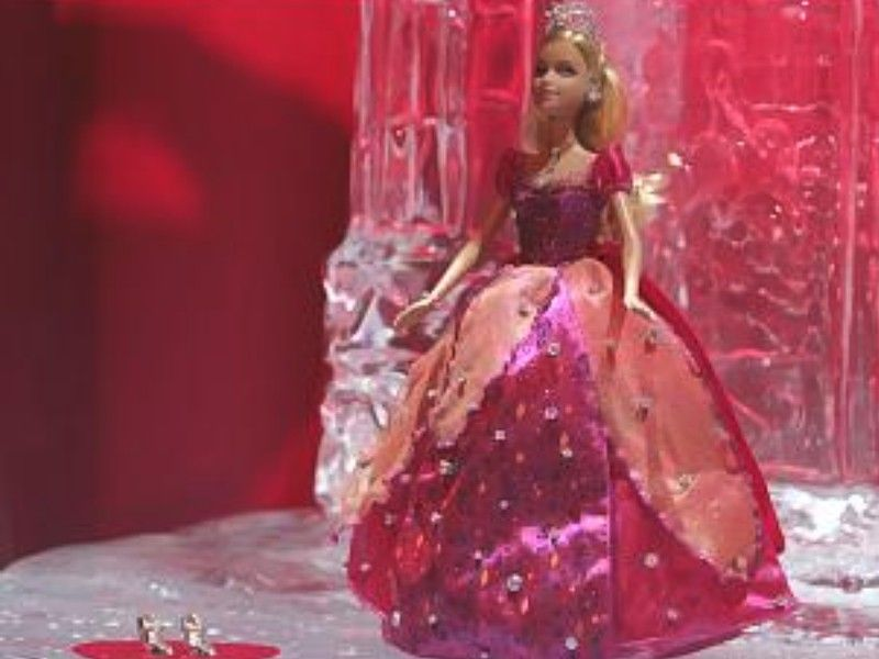 Barbie and the Diamond Castle To celebrate the animated