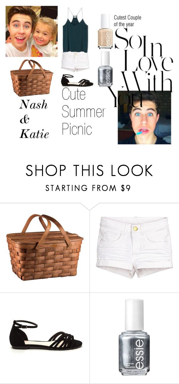 """""""Untitled #576"""" by sammi-mo ❤ liked on Polyvore featuring Picnic Time and Essie"""