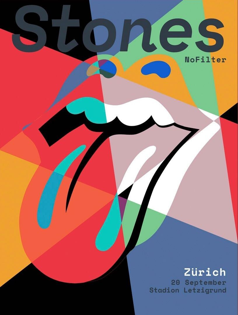 Pin By Melody Dodd On Music Posters Rolling Stones Concert