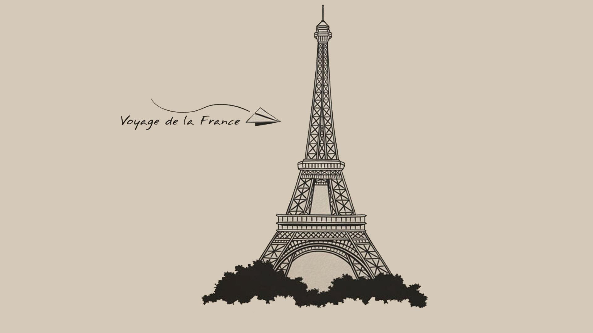 eiffel tower drawing Eiffel tower drawing, Eiffel tower