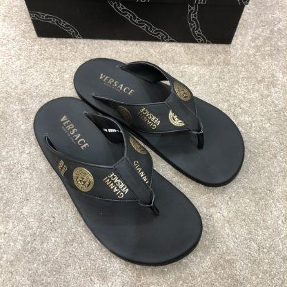 Replica VERSACE Slippers Slides For Men