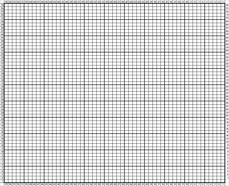 chrissy s knitting charts patterns fair isle template knitting
