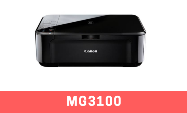 Canon Mg6100 Scanner Software Mac