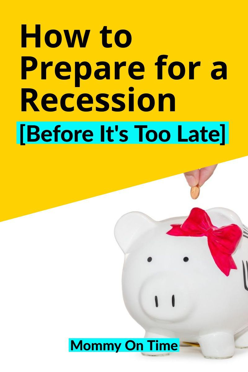How To Prepare For A Recession And Avoid Financial Ruin In 2020