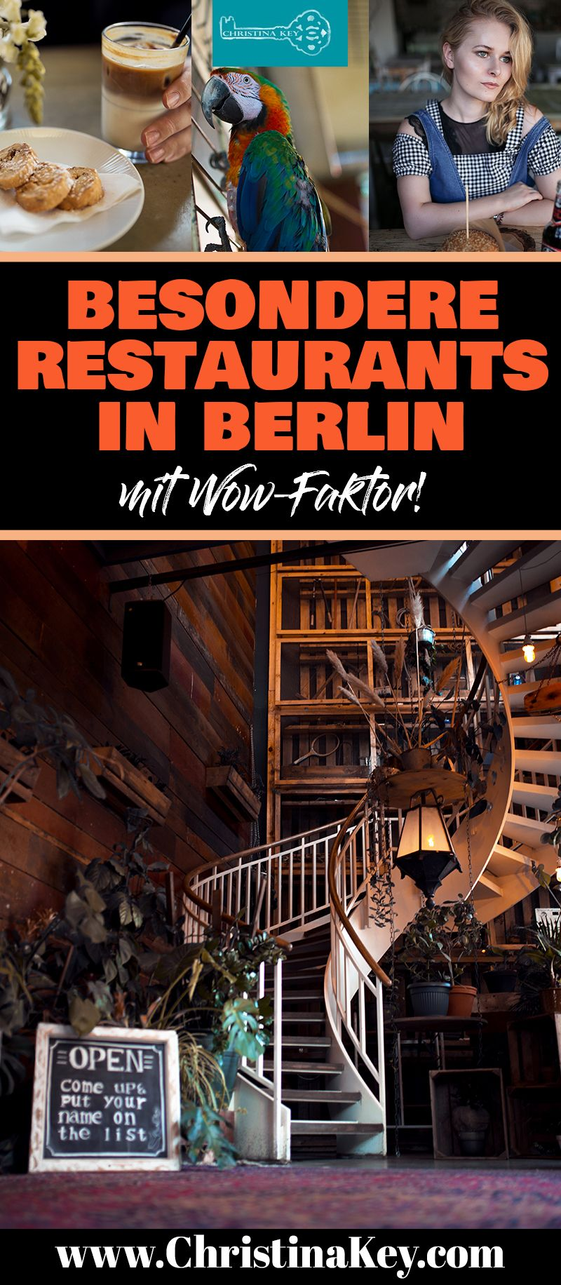Photo of Special restaurants & cafes in Berlin – creative photography tips and photo hacks