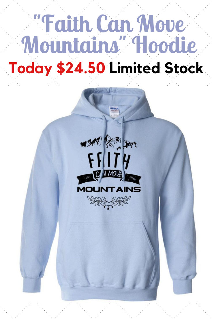 4cfe88cd5 Our exclusive collection for Christian hoodies is here! Gorgeous hoodies  with an inspiring message. christian hoodies, christian apparel, christian  clothing ...