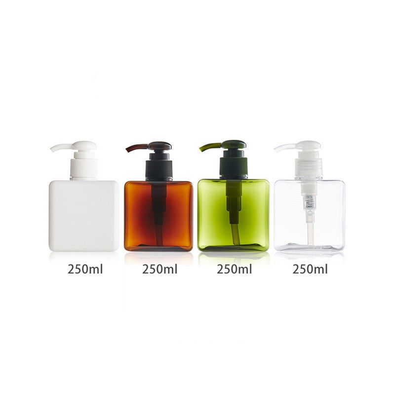 2 39 Aud 250ml Plastic Bottles Makeup Shampoo Shower Gel