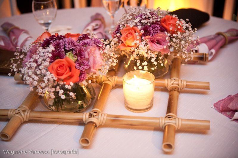 Arranjo De Mesa Para Festa De Casamento Fotos E Modelos Com