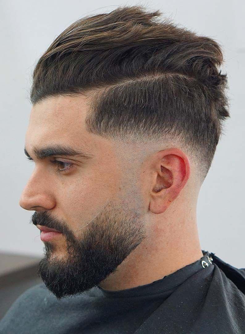 20 Drop Fade Haircuts Ideas New Twist On A Classic Faded Beard