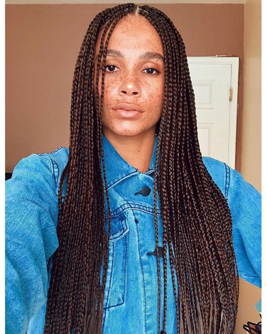 Coiffure Africaine Les Nattes I Naturalhair Hairstyles Blackgirlmagic Braids