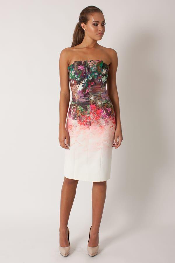 31++ Black halo olsen strapless sheath dress inspirations