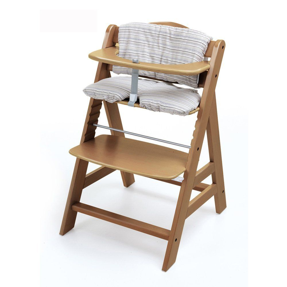 Amazon Com Hauck Alpha Chair Walnut Baby Baby High Chair Wooden High Chairs Hanging Chair Outdoor