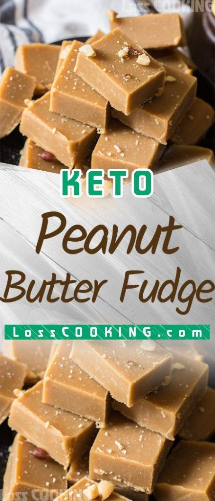 Keto Peanut Butter Fudge  Easy and fool-proof 3 ingredient keto peanut butter fudge which is low carb and naturally sugar-free! Rich creamy and ready in minutes you wont believe this peanut butter fat bomb recipe is healthy. It is made without condensed milk and is dairy-free! (Paleo Vegan Gluten-Free)  Ingredients [ For 14 to 15people ][ Preparation time: 05 minute Cooking time: 05 minutes ]  1/2cuppeanut butter  1/2cupcoconut oil  1servingsweetener of choiceliquid stevia or granulated sweetene #peanutbutterfudge