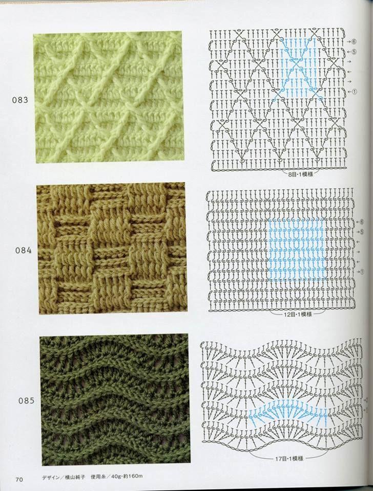 1450347_658451147533499_1164289511_n.jpg (728×960)   Crochet: Motifs ...
