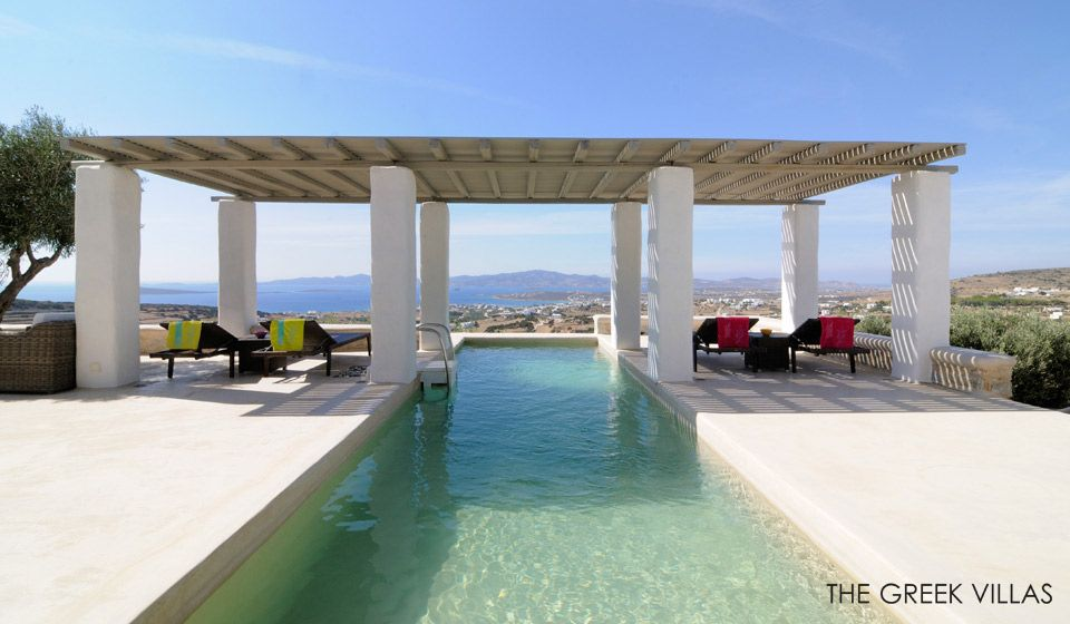 Luxury Paros Villas, Paros Villa Sullivan, Cyclades, Greece