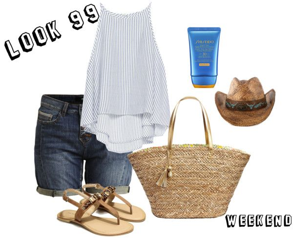 MAS TENDENCIAS BCN: Look 99 - weekend! Relajamos el outfit