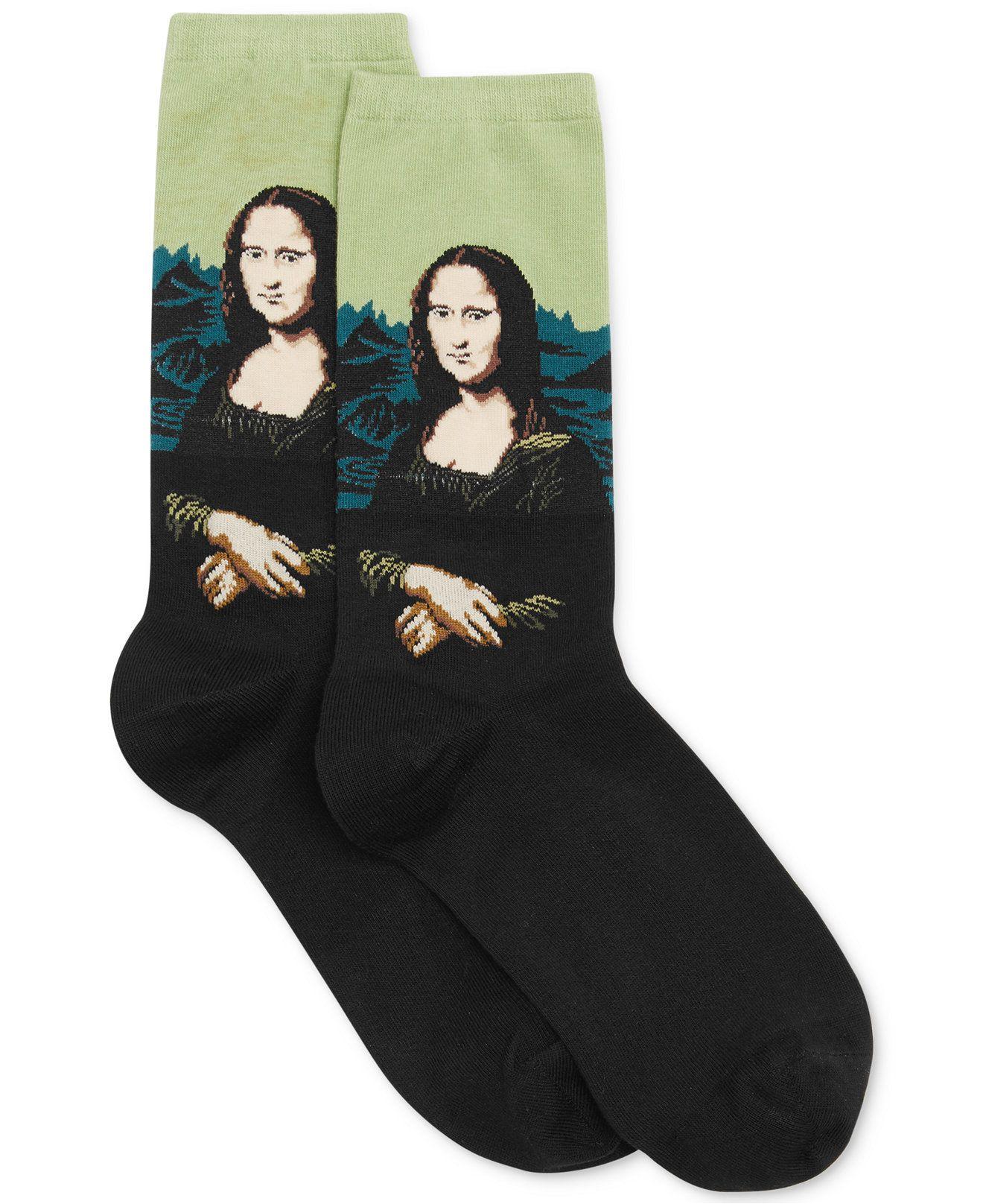 Hot Sox Women/'s Art Supplies Socks