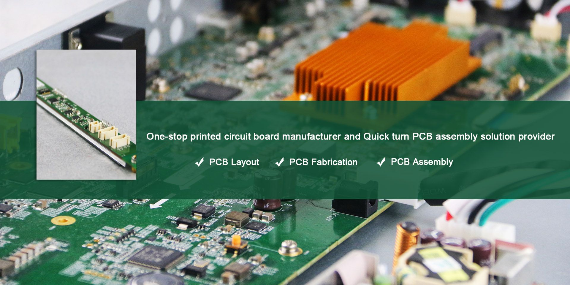 Hampoo Is Committed To Providing One Stop Hardware Solution Service Printed Circuit Board Design Layout Fabrication Pcb And By Taylor Banks For Customers That Includes