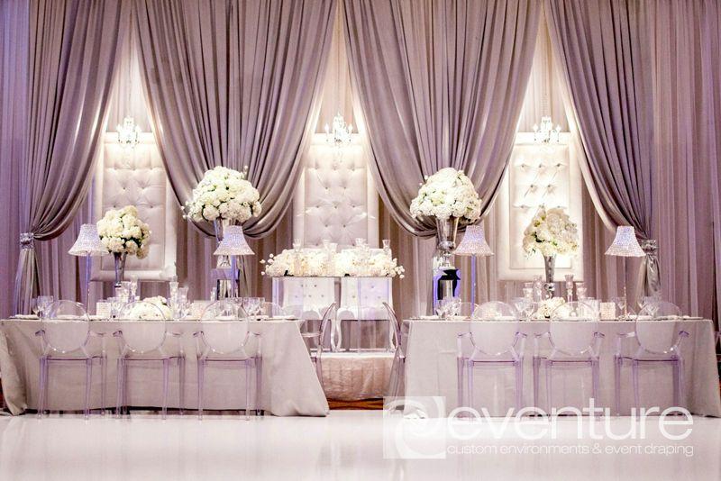 Драпировки фонов для свадеб и корпоративных мероприятий | wedding ...