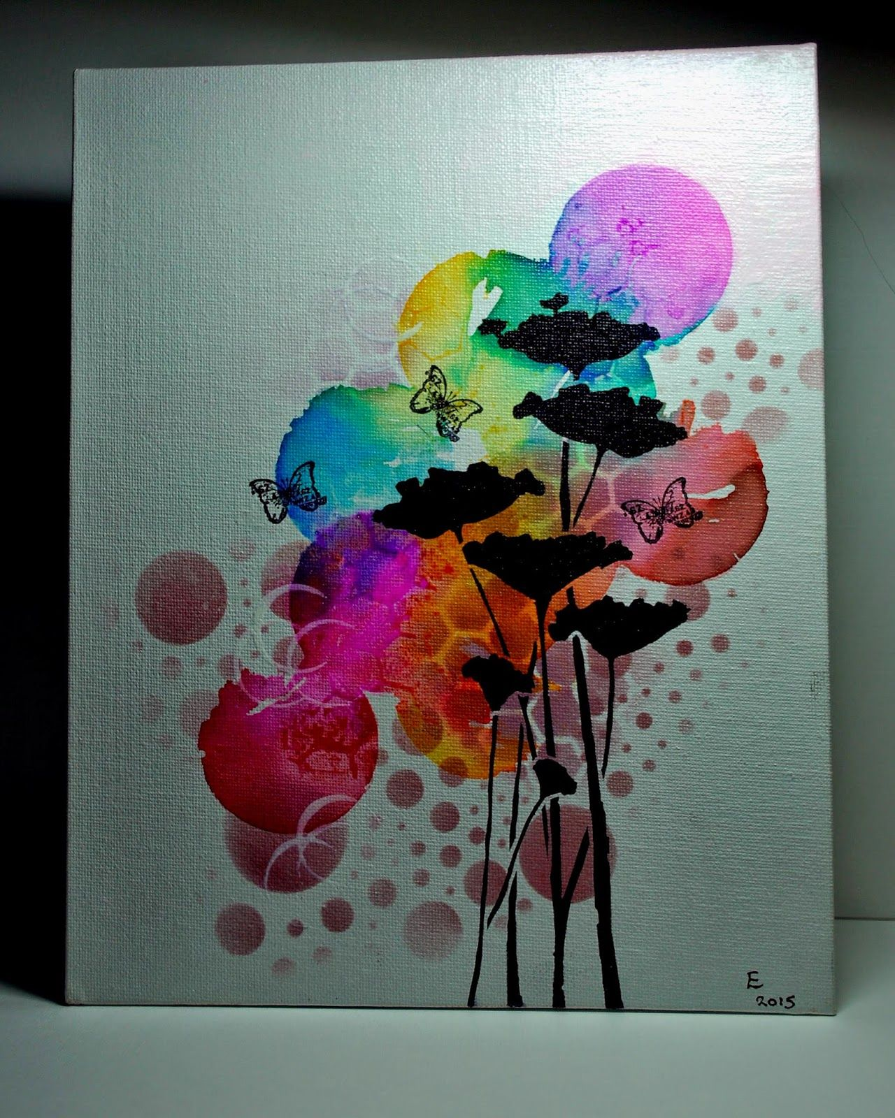 Tissue Paper Art Techniques