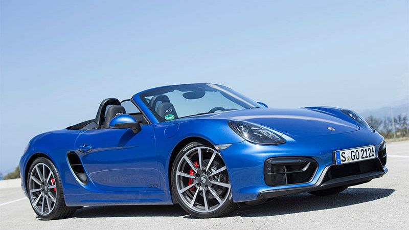 Porsche Boxster And Cayman 4 Cyl Rated From 240 Hp To 370 Hp Porsche Boxter Porsche Boxster Gts Porsche Boxster
