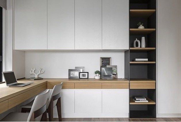 Home #Office #Design #Ideas_28 #officedesign