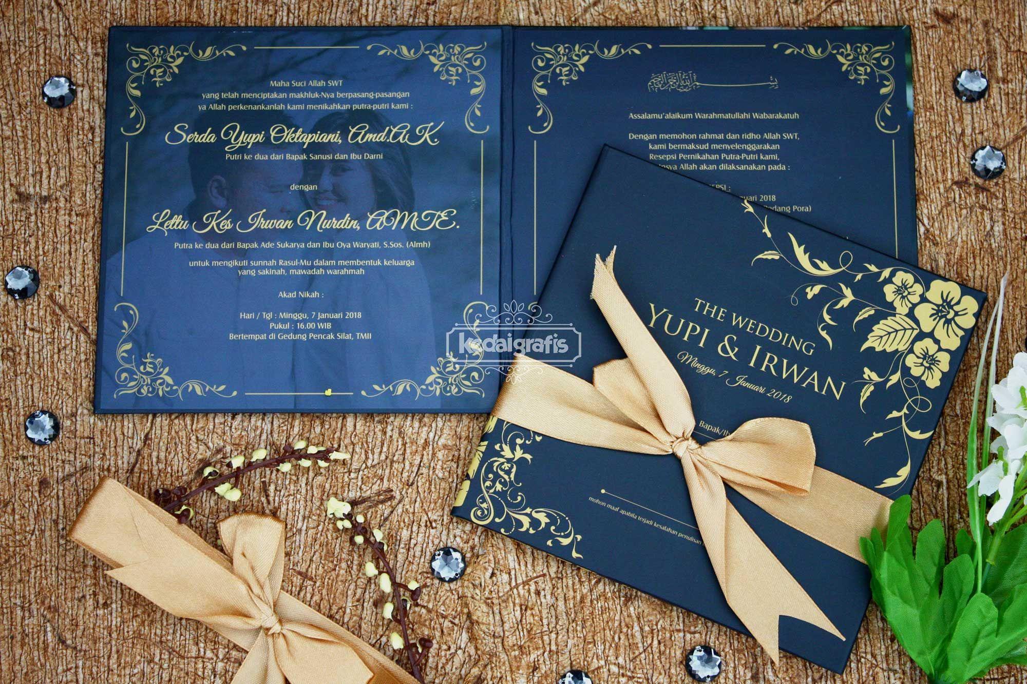 Pin Oleh Sutri Rahayu Di Pernikahan Desain Undangan Perkawinan Kartu Pernikahan Undangan Pernikahan