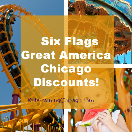Six Flags Great America Chicago Discount Entertaining Chicago Great America Chicago Entertainment Entertaining
