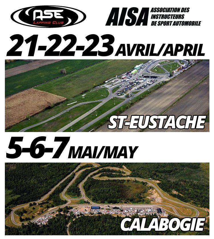 AISA 2017 Racing School LAST CALL! http//www