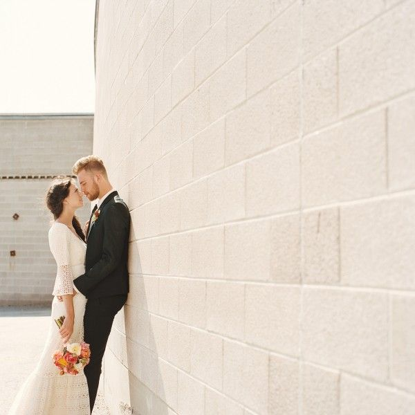 Hipster Wedding Inspiration by Meish Photography