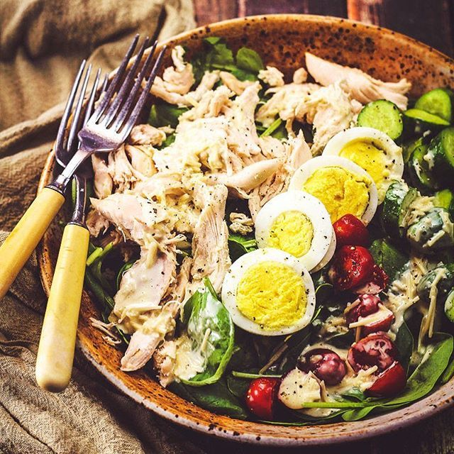 Want A Simple #saladrecipe That Tastes Great And You Can