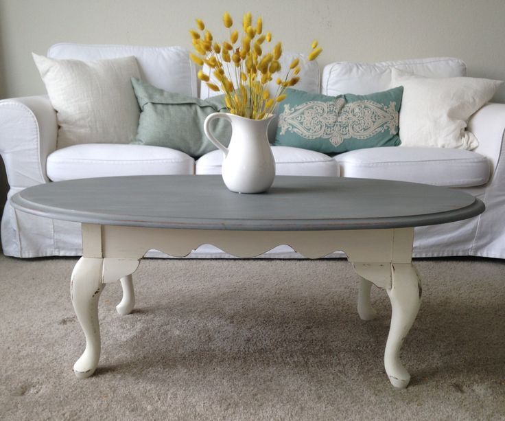 A Quick Coffee Table Makeover