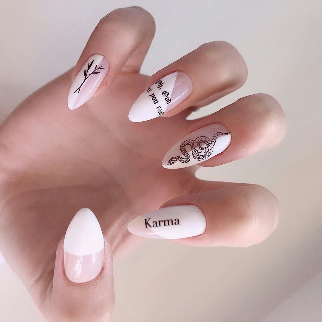 𝐚𝐞𝐬𝐭𝐞𝐭𝐢𝐜𝐬 𝐨𝐟 💅🏼 в Instagram: «🔥 @loyalttty 😻 follow for more 👼🏼🐥 yes or no?❣️ • • #nailsofinstagram #beauty #instagood #nails #nailsart #nailsdone #nailsdesign…»