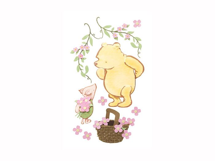 Classic pooh buscar con google classic winnie the pooh - Habitacion winnie the pooh ...