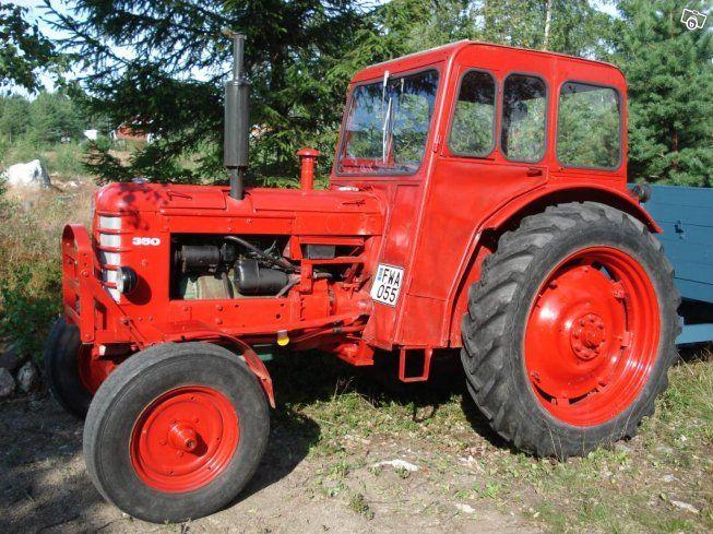 begagnade traktorer blocket